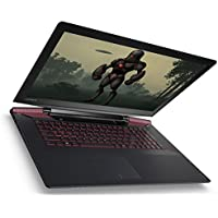 Lenovo Y700 17.3 Gaming Laptop (Intel Core i7-6700HQ, 16GB, 1TB HDD + 512GB SSD, NVIDIA GeForce GTX 960M, Windows 10) (80Q000BYUS)