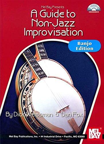 A Guide to Non-Jazz Improvisation: Banjo Edition