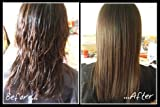 Hair Rebonding straightening / straightener cream
