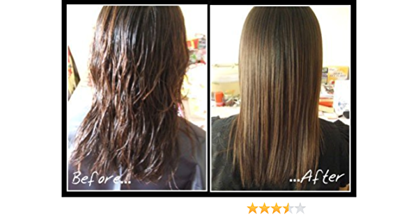 Amazon Com Hair Rebonding Straightening Straightener Cream Kit Straight Off Beauty