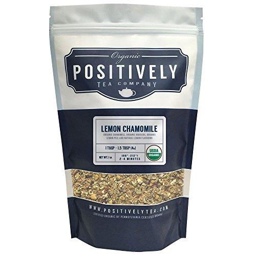 Organic Lemon Chamomile Tea Positively product image