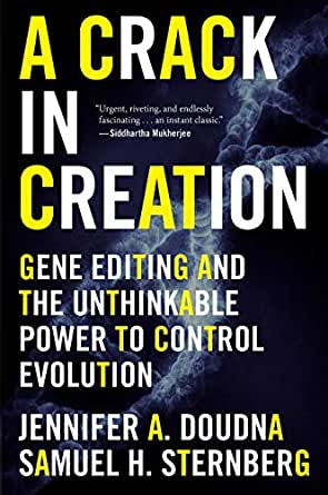 A crack in creation gene editing and the unthinkable power to a crack in creation gene editing and the unthinkable power to control evolution reprint edition kindle edition fandeluxe Images