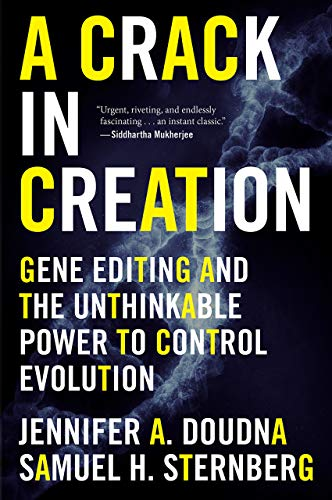 Pdf Biographies A Crack in Creation: Gene Editing and the Unthinkable Power to Control Evolution