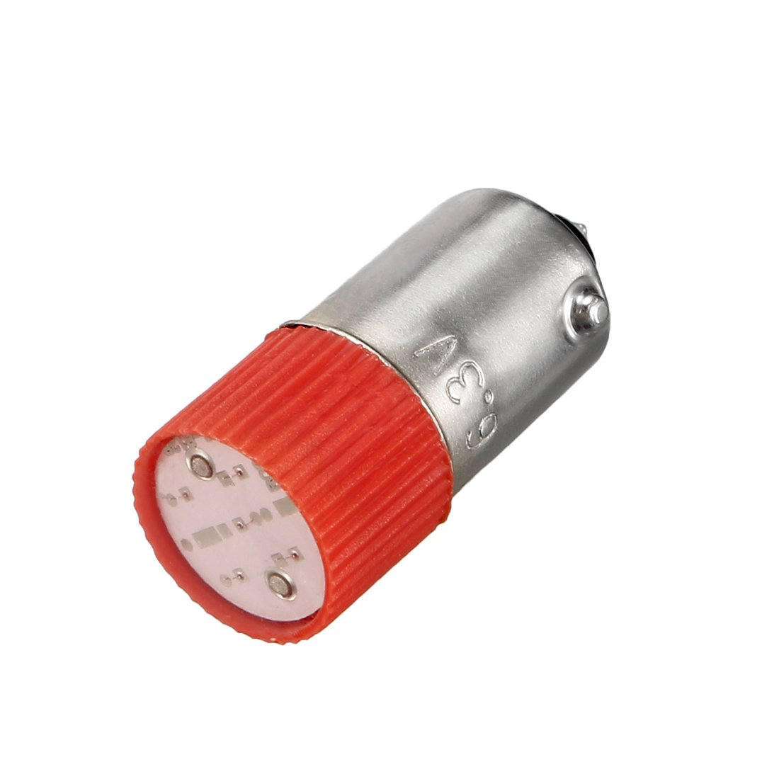 Red a12072100ux0221 1 NO 1 NC Uxcell LED Momentary Stainless Push Button Switch 12V