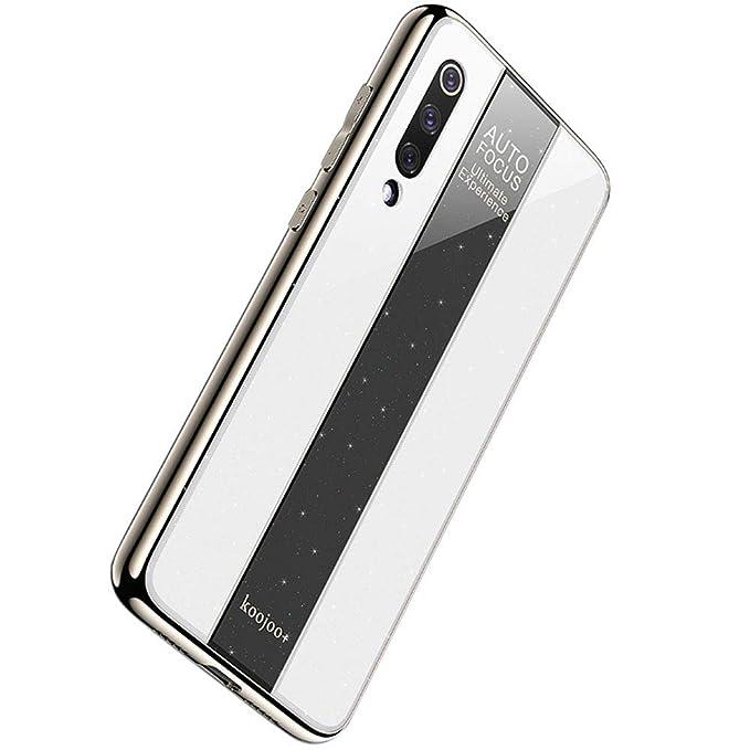 Funda para Xiaomi Mi 9/Mi 9 SE Slim Carcasa Silicona Case de ...