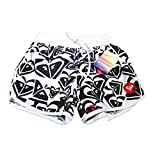 Womens Striped Swimsuit Surfing Shorts,05, M