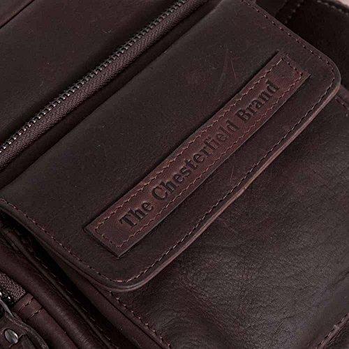 The Chesterfield Brand, Borsa a spalla donna marrone marrone