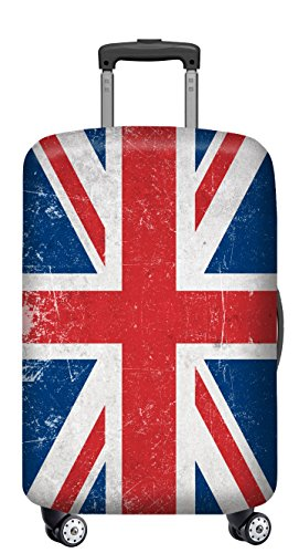 VELOSOCK Luggage Cover UK FLAG - FOR ALL LARGE LUGGAGE (29