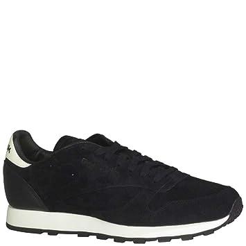 8bf5e251e0e Amazon.com  Reebok Classic Leather Shoe - Men s Walking  Shoes