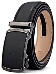 Size Mark This belt gives you an adjustable size range showing on the page, which also marked on the back of strap, the maximum size mark is at the buckle end of the strap and sometimes inside the ratchet of buckle. it is the optimize waist s...