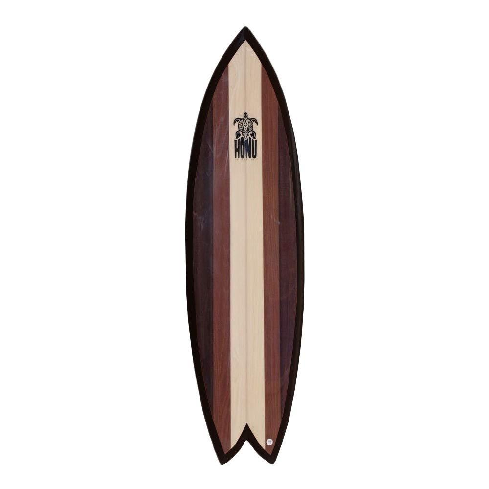 HONU - Tabla de Surf Fish 62, diseño Retro: Amazon.es: Deportes y aire libre
