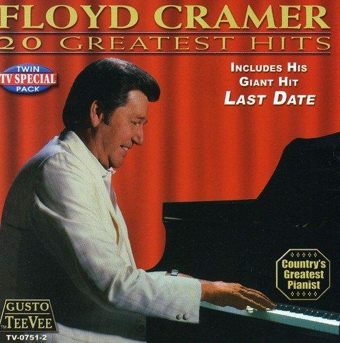 Floyd Cramer - 20 Greatest Hits by Cramer, Floyd