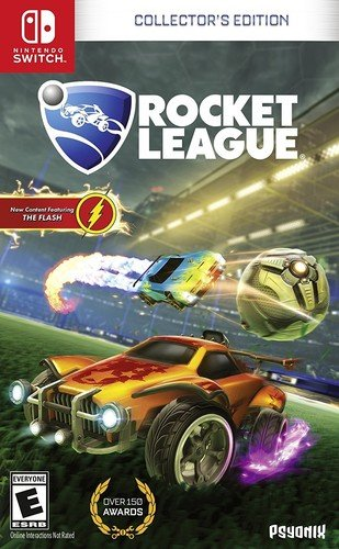 Rocket League: Collector's Edition - Nintendo Switch - Game Switch