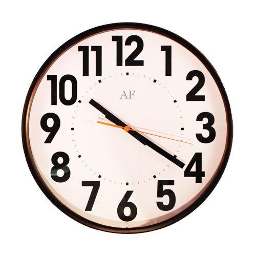 WT 15 Inch Wall Clock