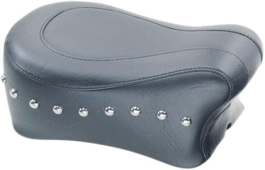Mustang Motorcycle Houston Mall Seats Chrome Studded Harley Rear Dav for Seat Fresno Mall