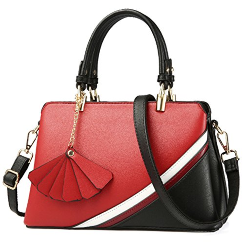 New Designer Handbags For Women, Ladies Handbags Bags Women Pu Leather For Work, Shopping, Date, Party (color: # 4) # 1
