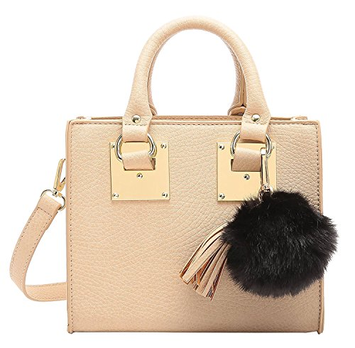 Aitbags Women Top Handle Purse and Handbag Crossbody Bag Mini Tote Shoulder Bag