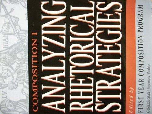 Analyzing Rhetorical Strategies