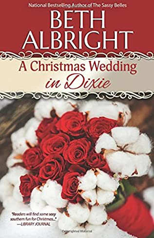 book cover of A Christmas Wedding In Dixie
