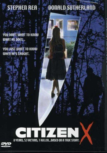 DVD : Citizen X (DVD)