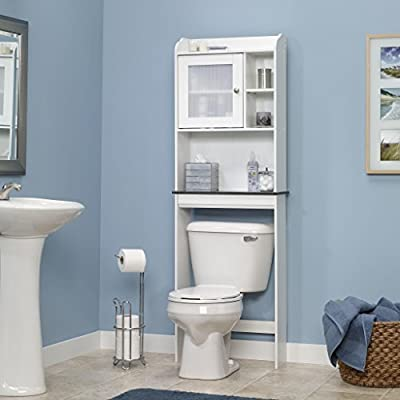 Bathroom Shelves Over Toilet,Bathroom Etagere,Bathroom Furniture,Over The Toilet Space Saver.