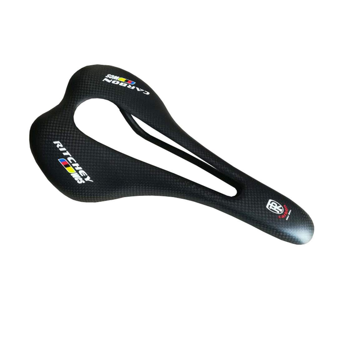 Carbon Fahrradsattel Mountainbike//Rennrad Sattel F/ür M/änner Super Light Full Carbon Sattel