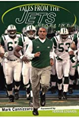 Tales from the Jets Sideline Hardcover