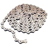 "Image of Gusset GS-10 10sp chain, 11/128"" - silver"