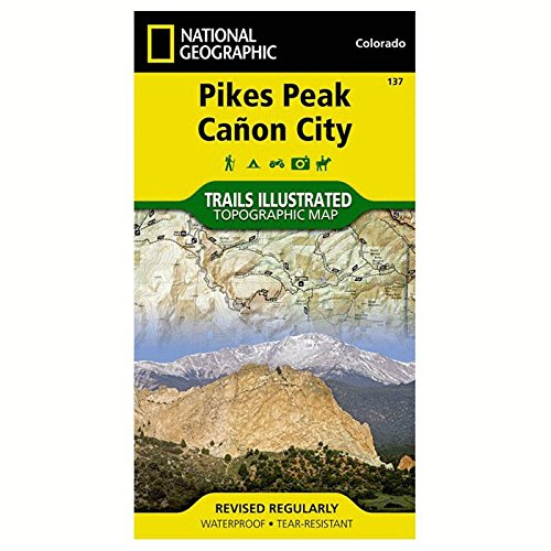 Pikes Peak/canon City #137, Colorado, Publisher National