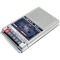 Hamilton Buhl Classroom Cassette Player, 2 Station, 1 Watt