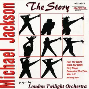 14 Tracks from Michael Jackson, played by the World's Most