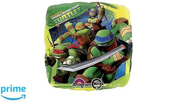 BIGIEMME S.R.L.. - Tortugas Ninja Cumpleaños: Amazon.es ...