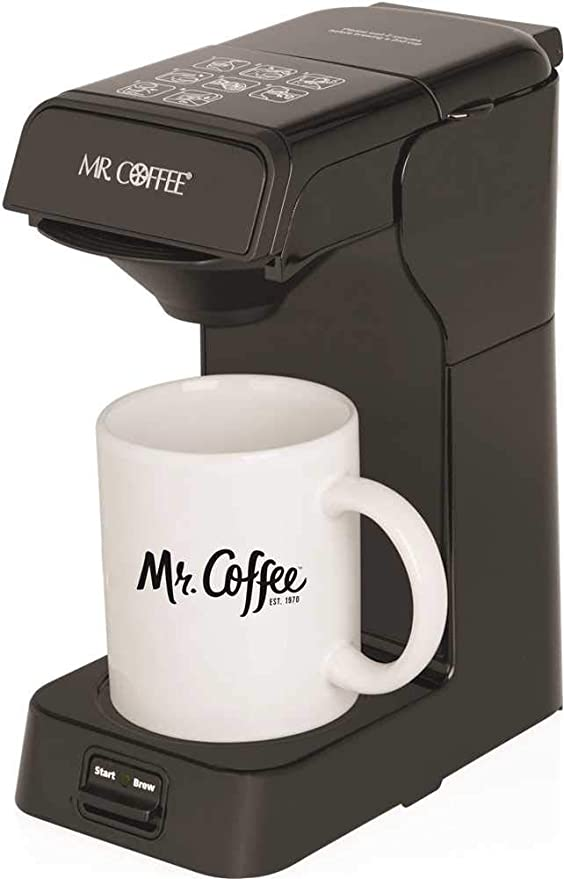 Amazon.com: El Sr. Café único Serve Cafetera: Kitchen & Dining