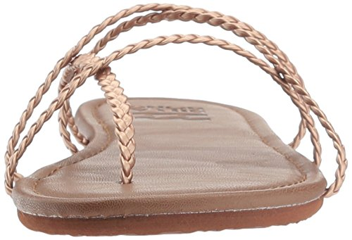 Multi Slide Gold Sandal It Billabong Women Rose Crossing x1cO0qa