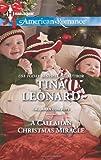 A Callahan Christmas Miracle (Harlequin American Romance\Callahan Cowboys)