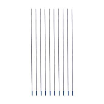 Electrodos de tungsteno, 10 unidades WL20 electrodos ...