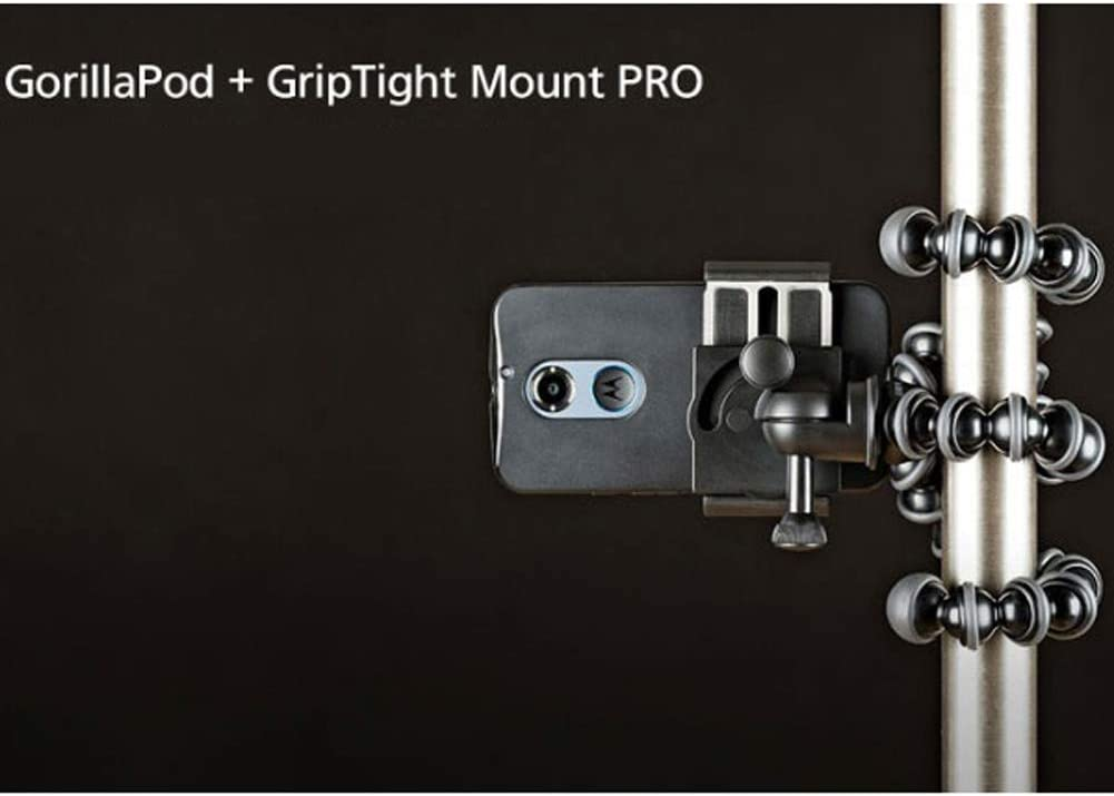 Joby Flexible Grip Tight GorillaPOD Stand PRO for Any Smartphone