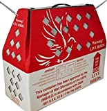 Live Bird Shipping Boxes (20pk) Horizon Chickens Poultry Gamefowl - USPS Approved