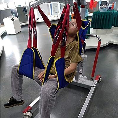 ZIHAOH Arnés De Elevación De Paciente De Cuerpo Completo,Eslinga ...