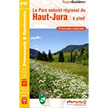 PNR HAUT JURA À PIED - 01-25-39 - PR - PN15, N.É. 2012
