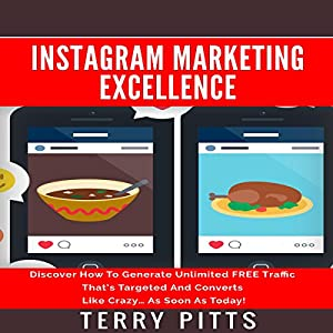 Instagram Marketing Excellence Audiobook