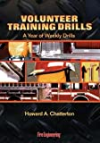img - for Volunteer Training Drills: A Year of Weekly Drills book / textbook / text book