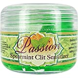 Passion [Spearmint] Clit Sensitizer Clitoral Enhancer Oral Sex: Size1.5 oz