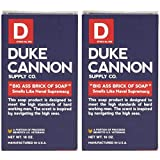 Duke Cannon Naval Supremacy Big Brick of Bar Soap