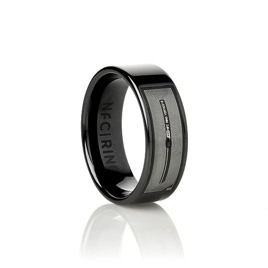 Amazon com: Ceramic Horizon The Original Smart Ring