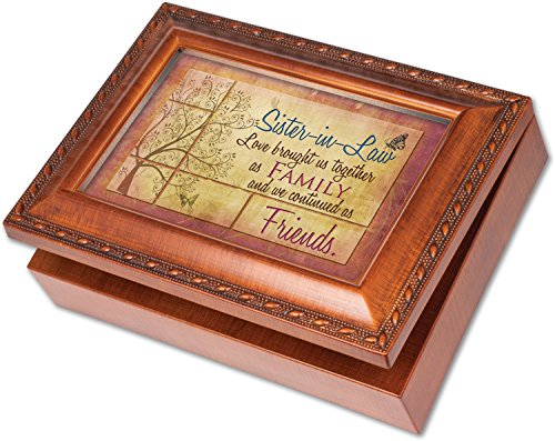 Sister Cottage Garden Woodgrain Jewelry product image