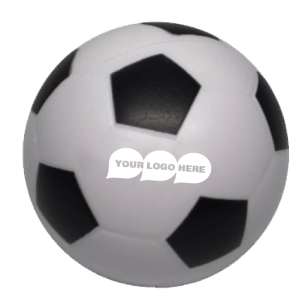 Stress Ball Football - 100 Quantity - $2.20 Each - PROMOTIONAL PRODUCT / BULK / BRANDED with YOUR LOGO / CUSTOMIZED
