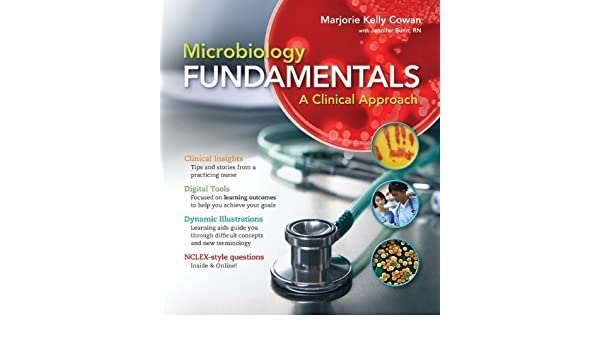 Microbiology fundamentals a clinical approach paperback kelly microbiology fundamentals a clinical approach paperback kelly cowan jennifer bunn 9780077688851 amazon books fandeluxe Choice Image