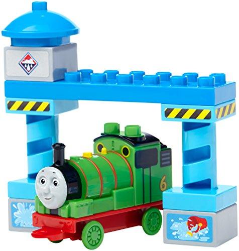 Mega Bloks Thomas & Friends Percy Buildable Engine Toy Figure