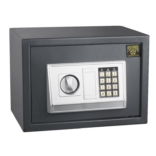 Paragon 7825 Electronic Digital Lock and Safe Jewelery Home Security Heavy Duty by Paragon Lock and Safe by Paragon Lock and Safe